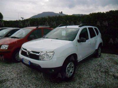 usata Dacia Duster Duster1.6 Laureate 4x2 110cv