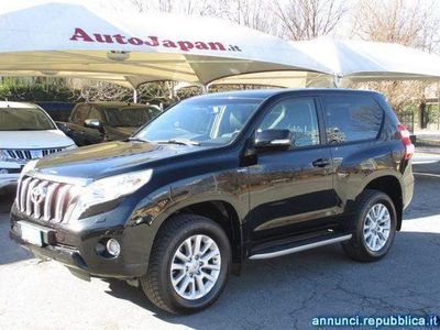 second-hand Toyota Land Cruiser 3.0 D4-D 3 porte Lounge