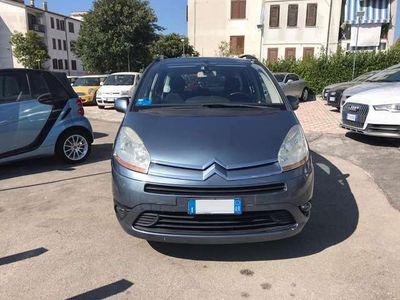 usata Citroën Grand C4 Picasso 1.8 CLASSIQUE BI ENERGY METANO 125 CV