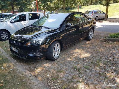 gebraucht Ford Focus Cabriolet Focus 2.0 TDCi (136CV) CC Tit. DPF