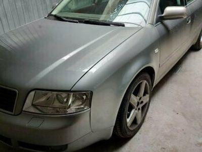 usata Audi A6 A6 2.5 V6 TDI/180 CV cat Avant quattro