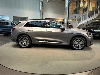 used Audi E-Tron -