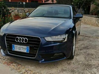 usata Audi A5 Cabriolet 2012