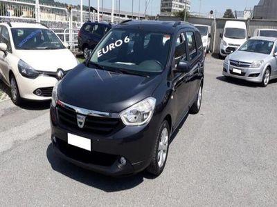 usata Dacia Lodgy 1.5 dci 8v 110 cv s&s 7 posti lauréate diesel