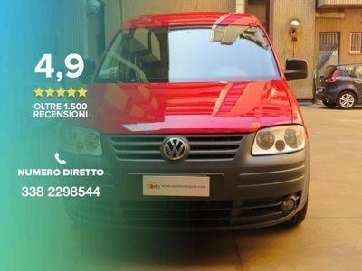 usado VW Caddy 1.9 TDI 105CV DSG 4p. Van