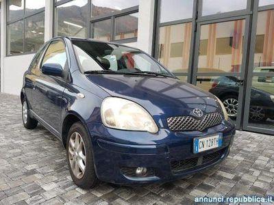 used Toyota Yaris 1.0i 16V cat 3 porte Sol OK NEOPATENATI