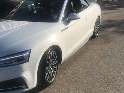 usata Audi A5 Cabriolet 2.0 TDI 190 CV S tronic Sport