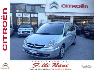brugt Citroën C8 2.0 HDi 160CV FAP aut. Seduction CON GA