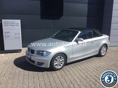 used BMW 120 Cabriolet SERIE 1 CABRIO d Eletta