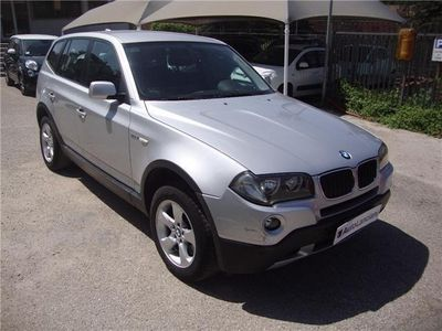 "usata BMW 2000 X3D 177cv Pelle ""17 Pdc Ant&post Motore Nuovo Usato"