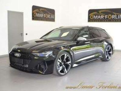 usata Audi RS6 4.0 TFSI Q.TIP.600CV RS-DYNAMIC DOP.TET.B&O MATRIX Elettrica/Benzina