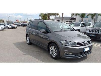 used VW Touran 1.6 TDI 110 CV COMFORTLINE NAVI AUTOMATIC 7 POSTI