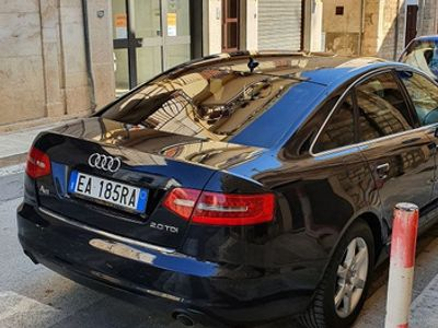 gebraucht Audi A6 2.0 Tdi 136cv Berlina Navy 2010
