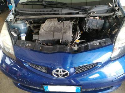 usata Toyota Aygo Aygo 1.0 12V VVT-i 5 porte Blue