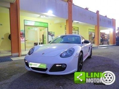 usado Porsche Cayman 3.4 S Black Edition