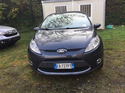 usata Ford Fiesta 1.4 5 porte Bz.- GPL Titanium