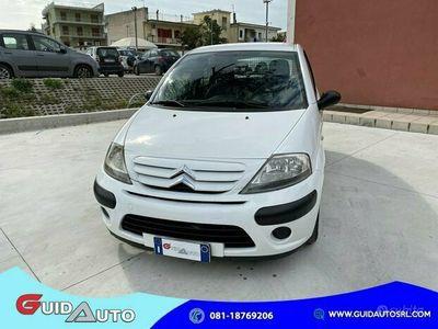 usata Citroën C3 1.4 73cv Elegance Metano Van
