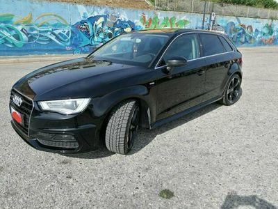 usata Audi A3 quattro sline manuale 2000 150cv diesel