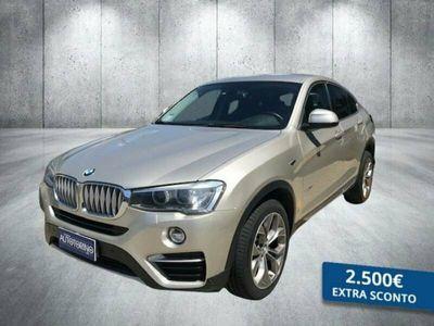 usata BMW X4 xdrive20iA xLine
