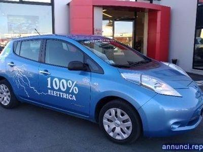 usata Nissan Leaf Elettrico Sincrono Trifase Visia Camerano