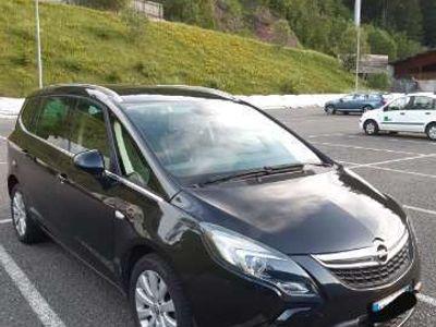 gebraucht Opel Zafira Tourer 1.6 Turbo EcoM 150CV Cosmo