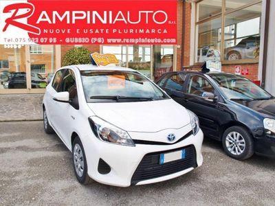 usata Toyota Yaris Hybrid 1.5 IBRIDA Km Zero!!!