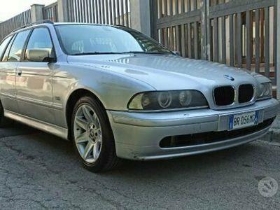 usata BMW 525 d touring