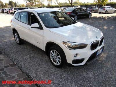 usata BMW X1 xDrive20d rif. 12258931