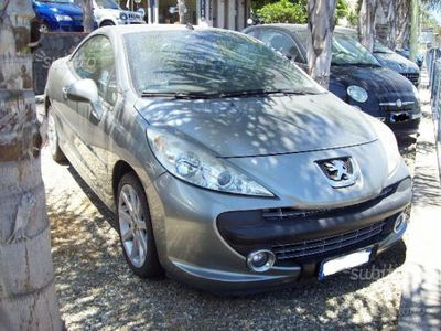 usata Peugeot 207 CC 1.4 HDi 70CV 3p. Active