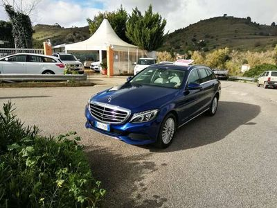 usata Mercedes C220 d S.W. Auto Exclusive