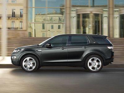 usata Land Rover Discovery Sport 2.0 TD4 180 CV Auto Business Ed. Premium SE