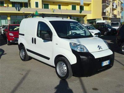 usata Citroën Nemo 1.4 HDi 70CV CLIMA E PORTA LATERALE KM CERTIFICATI