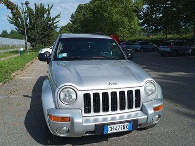 usata Jeep Cherokee 2ª serie