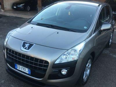 brugt Peugeot 3008 1.6 HDI Anno 2010 Full Full Navi