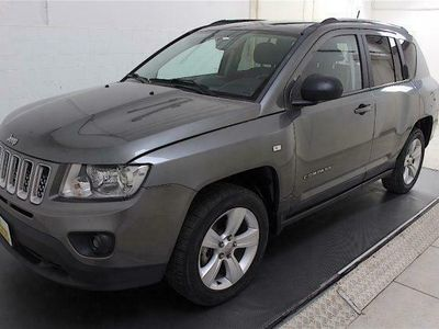 usata Jeep Compass 1° serie 2.2 CRD Limited 2WD rif. 9928157