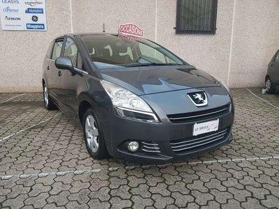 usata Peugeot 5008 1.6 HDi 112CV AUTOMATICA - unicoproprietario