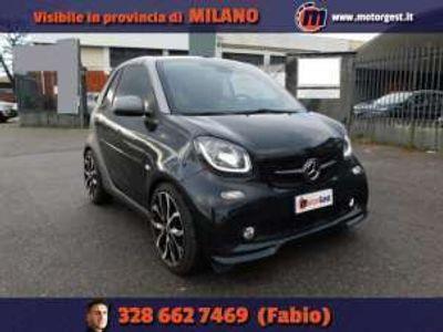 usata Smart ForTwo Cabrio BRABUS 0.9 Turbo twinamic Benzina