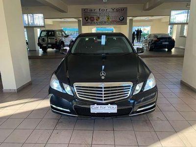 usata Mercedes E220 CDI Elegance