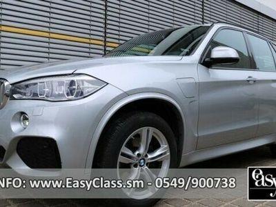 usata BMW X5 xDrive40e iPerformance Luxury