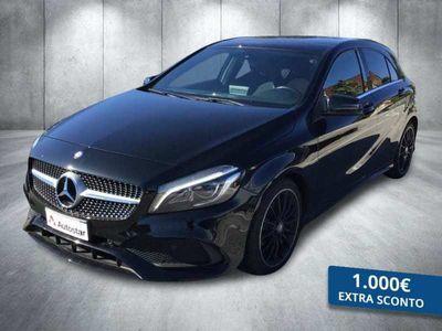 usata Mercedes A220 CLASSE Ad Premium 4matic 177cv auto my16