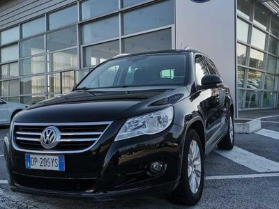 brugt VW Tiguan 2.0 16V TDI DPF Sport & Style (18°)