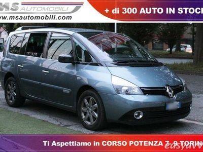 used Renault Espace 1.6 dci 160 cv edc initiale paris automatica pelle diesel