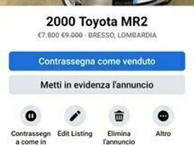usata Toyota MR2 2000