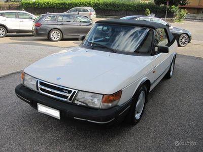 usata Saab 900 Cabriolet i turbo 16 cat GPL