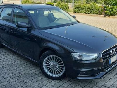 usata Audi A4 Avant 2.0 TDI 190 CV QUATTRO - FULL -