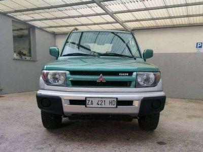 usata Mitsubishi Pajero Pinin 1.8 16V GDI 3 porte Comfort