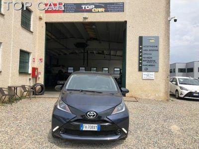 used Toyota Aygo 1.0 VVT-i 69 CV 5 porte x-play