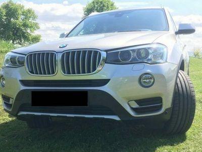 usata BMW X3 xDrive20d Pieve di Cento