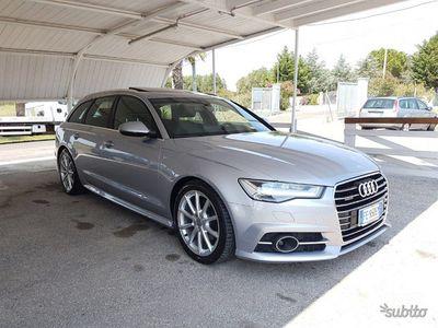 usata Audi A6 avant 2.0 tdi 190 cv quattro s tronic sline diesel