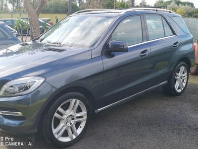usata Mercedes ML250 cdi-BlueTEC 4Matic Sport